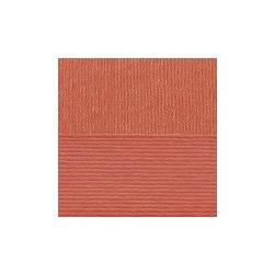 Пряжа Пехорка Виртуозная (100% мерсеризованный хлопок) 5х100г/333м цв.788 св.марсала