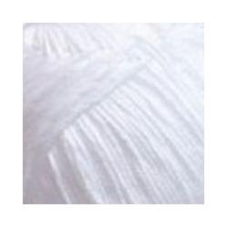 Пряжа Пехорка Детский Хлопок (100% Мерсеризированный хлопок) 5х100г/330м цв.001 белый