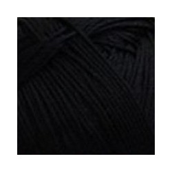 Пряжа Пехорка Детский Хлопок (100% Мерсеризированный хлопок) 5х100г/330м цв.002 черный