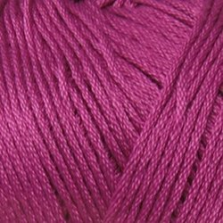Пряжа Пехорка Детский Хлопок (100% Мерсеризированный хлопок) 5х100г/330м цв.087 т.лиловы