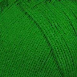 Пряжа Пехорка Детский Хлопок (100% Мерсеризированный хлопок) 5х100г/330м цв.480 ярк.зелень
