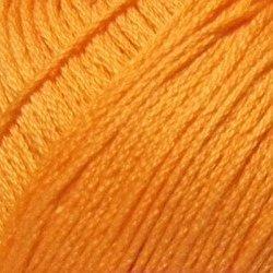 Пряжа Пехорка Детский Хлопок (100% Мерсеризированный хлопок) 5х100г/330м цв.485 жёлтооранжевый