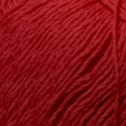 Пряжа Пехорка Жемчужная (50% хлопок, 50% вискоза) 5х100г/425м цв.006 красный