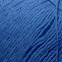 Пряжа Пехорка Жемчужная (50% хлопок, 50% вискоза) 5х100г/425м цв.015 т.голубой