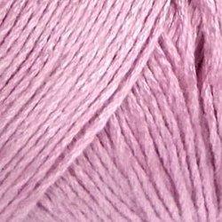 Пряжа Пехорка Жемчужная (50% хлопок, 50% вискоза) 5х100г/425м цв.029 розовая сирень