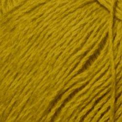 Пряжа Пехорка Жемчужная (50% хлопок, 50% вискоза) 5х100г/425м цв.033 золотистая олива