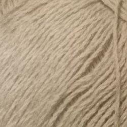 Пряжа Пехорка Жемчужная (50% хлопок, 50% вискоза) 5х100г/425м цв.390 св.песок