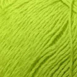 Пряжа Пехорка Жемчужная (50% хлопок, 50% вискоза) 5х100г/425м цв.483 незрелый лимон