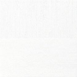 Пряжа Пехорка Классический хлопок (100% мерсеризованный хлопок) 5х100г/250м цв.001 белый