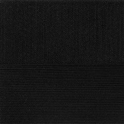 Пряжа Пехорка Классический хлопок (100% мерсеризованный хлопок) 5х100г/250м цв.002 черный