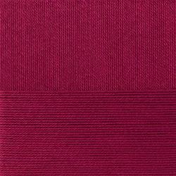 Пряжа Пехорка Классический хлопок (100% мерсеризованный хлопок) 5х100г/250м цв.007 бордо