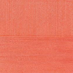 Пряжа Пехорка Классический хлопок (100% мерсеризованный хлопок) 5х100г/250м цв.058 коралл