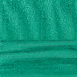 Пряжа Пехорка Классический хлопок (100% мерсеризованный хлопок) 5х100г/250м цв.335 изумруд