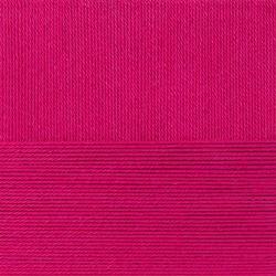 Пряжа Пехорка Классический хлопок (100% мерсеризованный хлопок) 5х100г/250м цв.439 малиновый