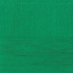 Пряжа Пехорка Классический хлопок (100% мерсеризованный хлопок) 5х100г/250м цв.480 ярк.зелень