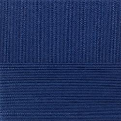 Пряжа Пехорка Классический хлопок (100% мерсеризованный хлопок) 5х100г/250м цв.571 синий