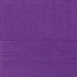 Пряжа Пехорка Классический хлопок (100% мерсеризованный хлопок) 5х100г/250м цв.698 т.фиолетовый