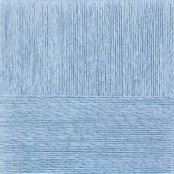 Пряжа Пехорка Конопляная (70% хлопок, 30% конопля) 5х50г/280м цв.005 голубой