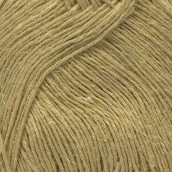 Пряжа Пехорка Конопляная (70% хлопок, 30% конопля) 5х50г/280м цв.124 песочный