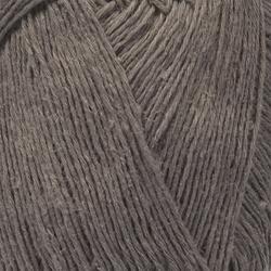 Пряжа Пехорка Конопляная (70% хлопок, 30% конопля) 5х50г/280м цв.585 графит