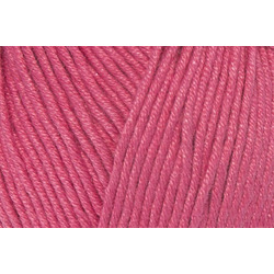 Пряжа Пехорка Лаконичная (50% хлопок, 50% акрил) 5х100г/212м цв.049 фуксия