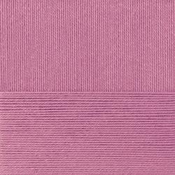 Пряжа Пехорка Лаконичная (50% хлопок, 50% акрил) 5х100г/212м цв.179 фиалка
