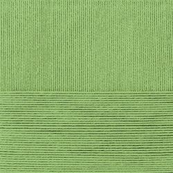 Пряжа Пехорка Лаконичная (50% хлопок, 50% акрил) 5х100г/212м цв.448 св.оливковый