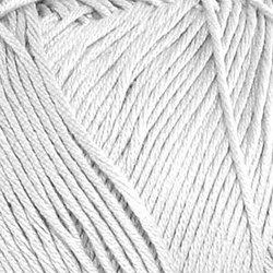 Пряжа Пехорка Летняя (100% Мерсеризованный хлопок) 5х100г/330м цв.001 белый