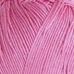 Пряжа Пехорка Летняя (100% Мерсеризованный хлопок) 5х100г/330м цв.011 ярк.розовый