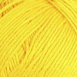 Пряжа Пехорка Летняя (100% Мерсеризованный хлопок) 5х100г/330м цв.012 желток