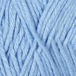 Пряжа Пехорка Молодёжная (91% акрил высокообъемный, 9% полиамид) 5х200г/280м цв.005 голубой
