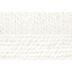 Пряжа Пехорка Осенняя (25% шерсть, 75% ПАН) 5х200г/150м цв.001 белый
