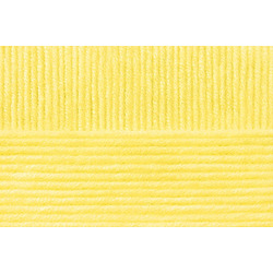 Пряжа Пехорка Осенняя (25% шерсть, 75% ПАН) 5х200г/150м цв.053 св.желтый