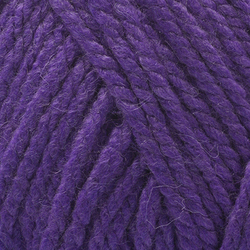 Пряжа Пехорка Осенняя (25% шерсть, 75% ПАН) 5х200г/150м цв.078 фиолетовый
