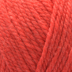 Пряжа Пехорка Осенняя (25% шерсть, 75% ПАН) 5х200г/150м цв.088 красный мак