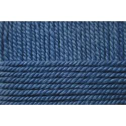 Пряжа Пехорка Осенняя (25% шерсть, 75% ПАН) 5х200г/150м цв.255 джинсовая