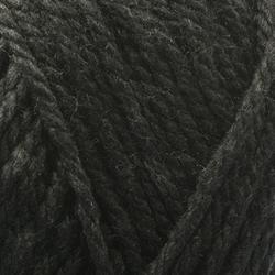 Пряжа Пехорка Осенняя (25% шерсть, 75% ПАН) 5х200г/150м цв.435 антрацит