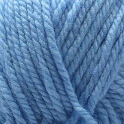Пряжа Пехорка Осенняя (25% шерсть, 75% ПАН) 5х200г/150м цв.520 голубая пролеска