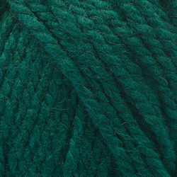 Пряжа Пехорка Осенняя (25% шерсть, 75% ПАН) 5х200г/150м цв.573 т.изумруд