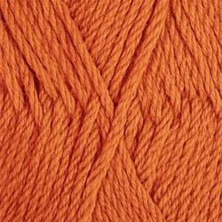 Пряжа Пехорка Пехорская шапка (85% мериносовая шерсть, 15% акрил высокообъемный) 5х100г/200м цв.186 манго