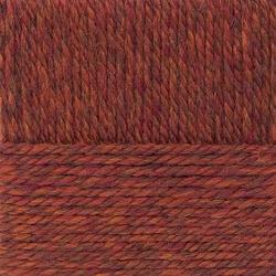 Пряжа Пехорка Сувенирная (50% шерсть, 50% акрил) 5х200г/160м цв.1027 терракотово-малиновый меланж