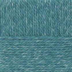 Пряжа Пехорка Сувенирная (50% шерсть, 50% акрил) 5х200г/160м цв.1051 св.лазурный берег