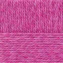 Пряжа Пехорка Сувенирная (50% шерсть, 50% акрил) 5х200г/160м цв.158 розово-малиновый