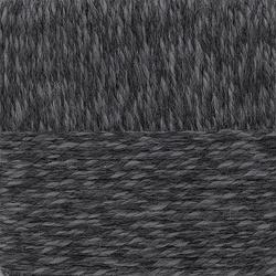 Пряжа Пехорка Сувенирная (50% шерсть, 50% акрил) 5х200г/160м цв.357 т.серый меланж