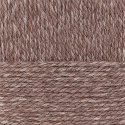 Пряжа Пехорка Сувенирная (50% шерсть, 50% акрил) 5х200г/160м цв.517 коричневый меланж