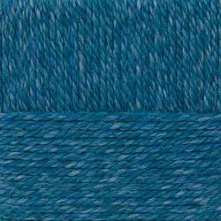 Пряжа Пехорка Сувенирная (50% шерсть, 50% акрил) 5х200г/160м цв.763 меланж. мор.волна