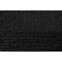 Пряжа Пехорка Удачный выбор (100% акрил высокообъёмый) 5х100г/200м цв.002 черный
