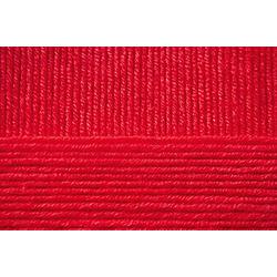 Пряжа Пехорка Удачный выбор (100% акрил высокообъёмый) 5х100г/200м цв.006 красный