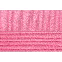 Пряжа Пехорка Удачный выбор (100% акрил высокообъёмый) 5х100г/200м цв.011 ярк.розовый