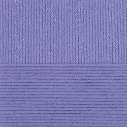 Пряжа Пехорка Удачный выбор (100% акрил высокообъёмый) 5х100г/200м цв.022 сирень